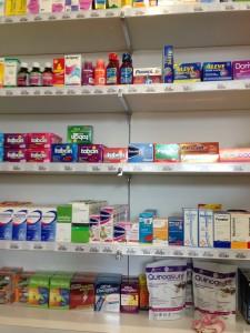 Revilla farmacia Casco Viejo