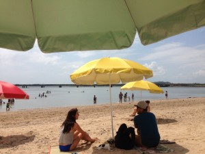Casco Viejo beach 2