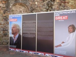 Great Britain in CAsco