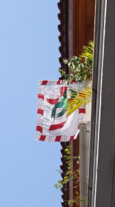 Casco Viejo flag xtmas