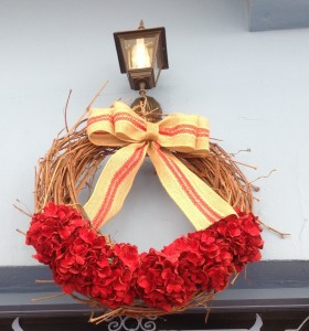 Casco Viejo wreath