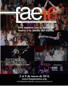 FAE Festival Casco Viejo 2016
