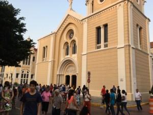 Casco Viejo Semana Santa