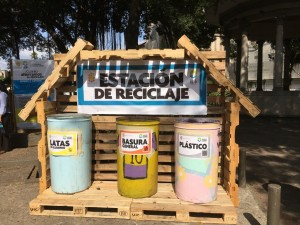 recicling casco viejo