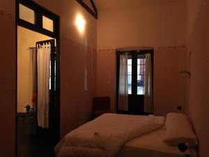 Casco Viejo bedroom