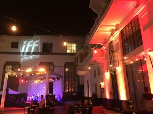 opening party IFF Panama 2016