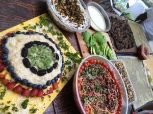 Amazing dishes Mahalo