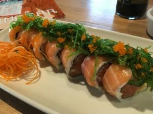 Nacion Sushi Rolls