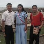 Panama Casco Viejo indian students